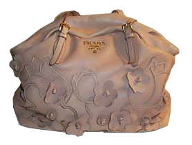 Authentic PRADA leather handbag