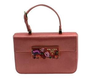 PRADA Pink Evening Bag