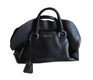 Prada Nappa S Satchel handbag