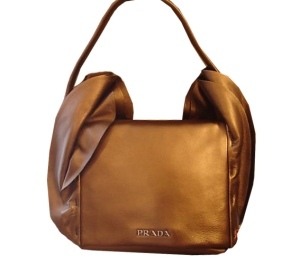 Prada Ruffle Bag