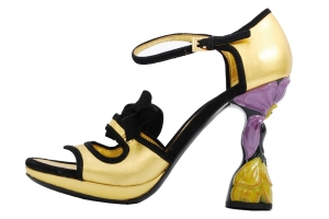 Prada Fairy runway shoes