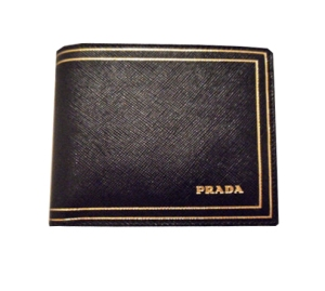 Mens Prada Wallet
